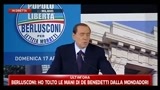 Berlusconi , le vittorie del Milan e l'Inter...