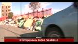 Maratona tra i rifiuti a Napoli