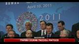Washington, banca mondiale: preoccupazioni per l'aumento dei prezzi