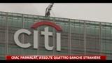 Caso Parmalat, assolte quattro banche straniere