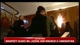 18/04/2011 - Caso Ruby, Minetti consegna memoria difensiva
