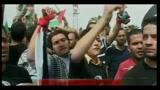 Arrigoni al Cairo camera ardentte dell'attivista ucciso a Gaza