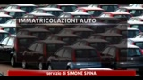 Mercato auto, nell'UE a Marzo vendite -5% annuo