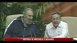 19/04/2011 - L'Avana, Raul eletto segretario partito comunista cubano