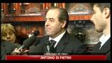 20/04/2011 - Nucleare, Di Pietro: centrali non entrino mai più in programma governo
