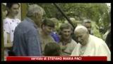 Benedetto XVI, Wojtyla come i santi, riscatta vergogne della chiesa