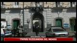 Assenteismo, arrestati 41 dipendenti comunali nel napoletano