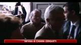 Mafia-Stato, documento falso su De Gennaro, fermato Ciancimino