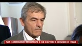 21/04/2011 - Fiat Chiamparino, importante  che continui a crescere in Italia