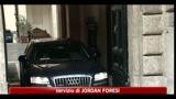 22/04/2011 - Vertice Berlusconi-Tremonti dopo accuse di Galan