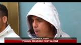 Ventimiglia, l'attesa dei tunisini al confine italo-francese