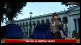 24/04/2011 - Rom sgomberati, per alcuni i cancelli S. Paolo restano chiusi