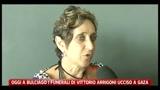 Oggi a Bulciago i funerali di Vittorio Arrigoni ucciso a Gaza