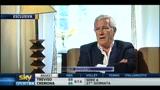 24/04/2011 - Marcello Lippi, ecco la pace con Ranieri