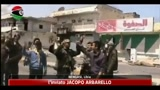 25/04/2011 - Misurata, ripresi bombardamenti, forze Gheddafi lanciano razzi