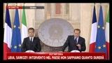 26/04/2011 - Berlusconi: tra due anni ritorneremo al nucleare