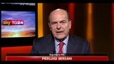27/04/2011 - Nucleare, Bersani a Sky Tg24: piano governo non sta in piedi
