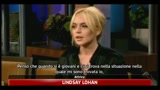 Lohan, sono consapevole di aver commesso tanti errori
