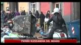 Rifiuti, Task force per evitare rivolte, blocchi stradali e roghi