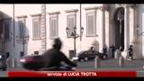 29/04/2011 - Berlusconi, un' ora di colloquio con Napolitano