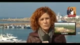 29/04/2011 - Lampedusa, barcone con 178 migranti approdato nella notte