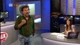 29/04/2011 - Marco Bazzoni canta la ninna ninna a Stalk Radio