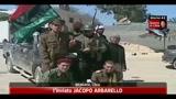 30/04/2011 - Libia, scontri al confine con la Tunisia