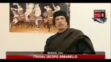 Libia, Gheddafi in tv, pronti a negoziare la pace