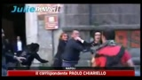 30/04/2011 - Napoli, bomba carta a Comitato Lettieri: altro atto vile