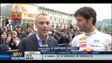 01/05/2011 - Mark Webber a Torino