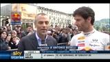 Mark Webber a Torino