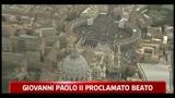 Giovanni Paolo II proclamato Beato