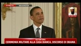 Obama: mondo migliore dopo morte di osama Bin Laden