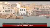 Lampedusa, 1500 profughi lasciano l'isola a bordo della Moby