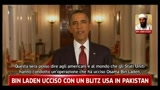Obama annuncia la morte di Osama Bin Laden