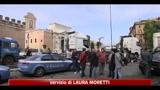 Roma, traffico in tilt per protesta Tir davanti al Ministero