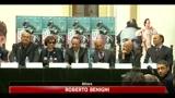 Benigni: mi sento fuori luogo come Gasparri al Senato