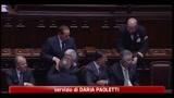 04/05/2011 - Governo, Berlusconi: se mi tiro indietro, Tremonti candidato