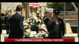 06/05/2011 - Ground Zero, Obama: l'America non dimenticherà mai