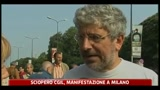 Sciopero Cgil, manifestazione a Milano