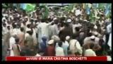Pakistan, piazze in protesta contro uccisione Bin Laden