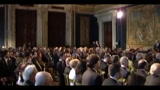 07/05/2011 - Napolitano: con nuove nomine, cambiata maggioranza