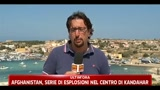 Ancora sbarchi a Lampedusa
