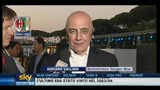 Galliani: Dopo Palermo parleremo di rinnovi