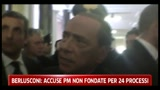 09/05/2011 - Berlusconi, accuse Pm non fondate per 24 processi