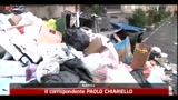 Napoli, resta l'emergenza rifiuti