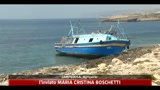 09/05/2011 - Lampedusa, barcone sugli scogli, 3 cadaveri in mare
