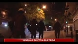 11/05/2011 - Grecia, corteo di protesta contro immigrati