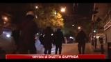 Grecia, corteo di protesta contro immigrati