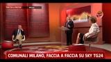 11/05/2011 - 02 Moratti-Pisapia: immigrazione e periferia